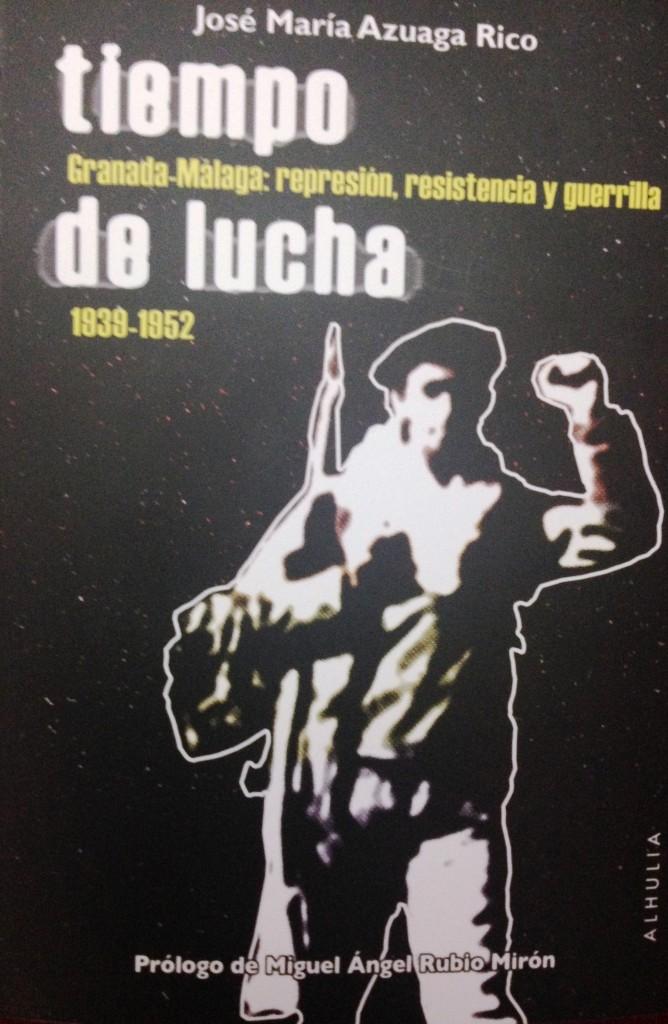 Presentación Tiempo de Lucha, José María Azuaga. 22 diciembre 2014