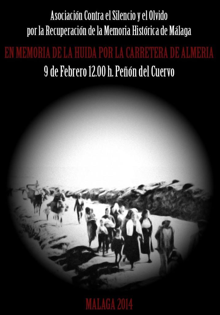 Memoria de las cenizas, Andaluces en los campos nazis