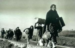 Imagen La Desbandá 1937