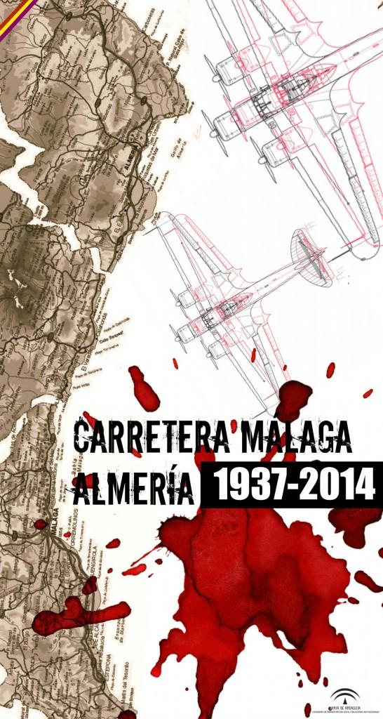 Carretera Málaga-Almería. 1937-2014