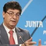 Diego Valderas Vicepresidente y consejero Junta Andalucía