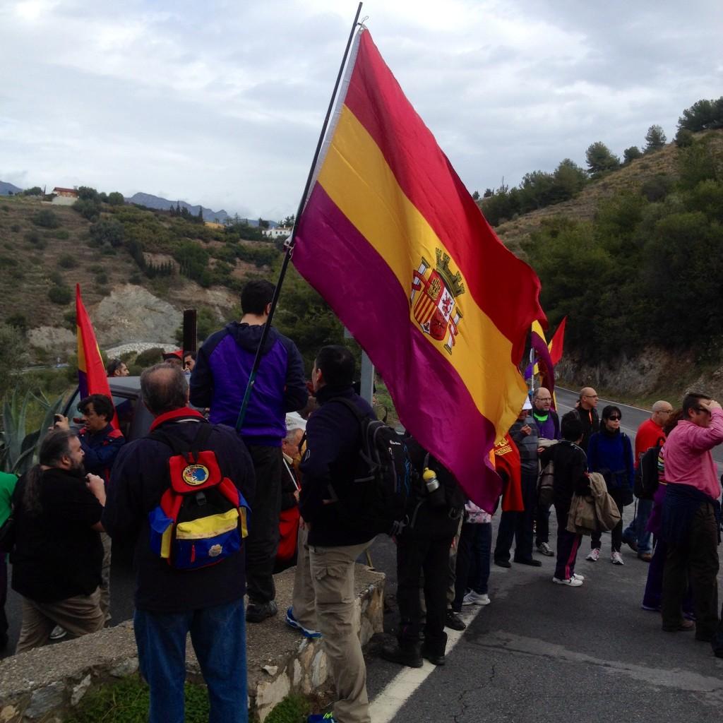 Marcha La Desbandá 2014