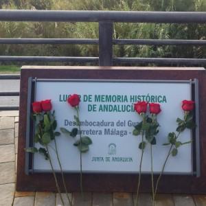 Lugar de la Memoria: Río Guadalfeo