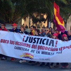 """La marcha de """"la desbandá"""" discurrirá este domingo, 15 de febrero, entre el Puente del río Guadalfeo y Motril"""
