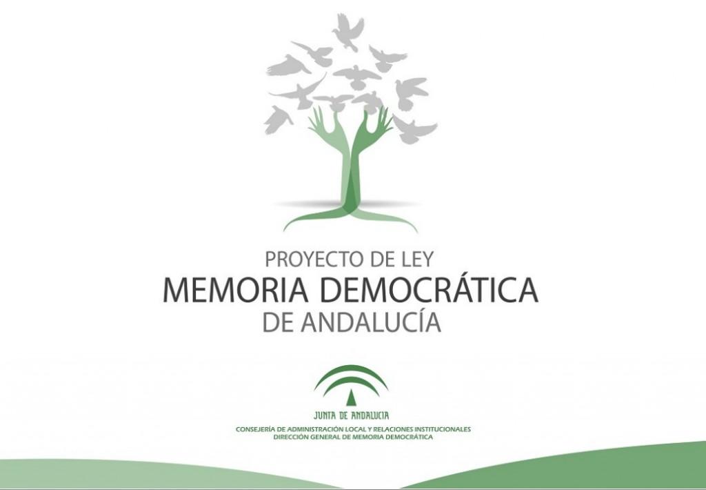 Aprobado el proyecto de Ley de Memoria Democrática de Andalucía