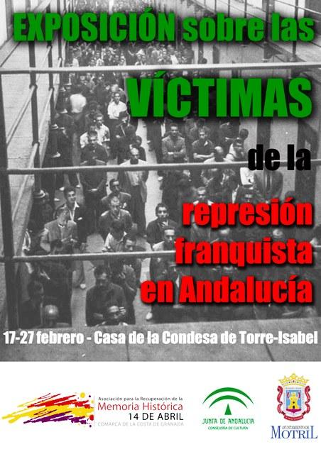 VÍCTIMAS DE LA REPRESIÓN FRANQUISTA EN ANDALUCÍA