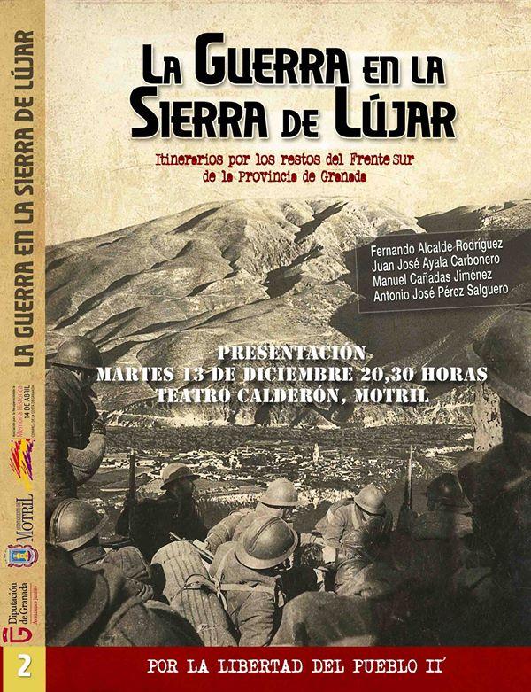 La Guerra en la Sierra de Lújar