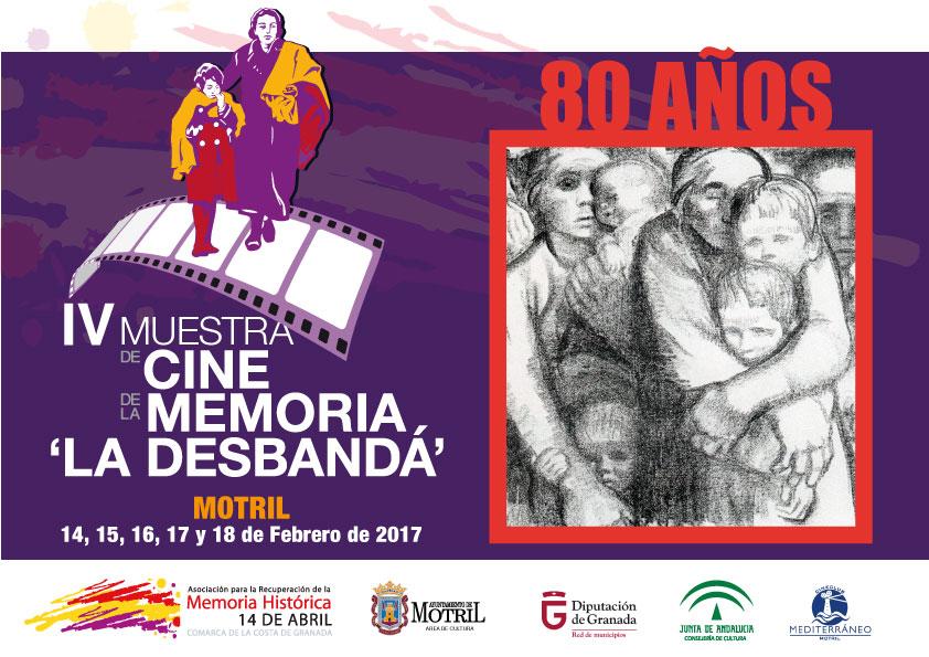 CINE, TEATRO y MEMORIA EN LA MUESTRA DE CINE LA DESBANDÁ