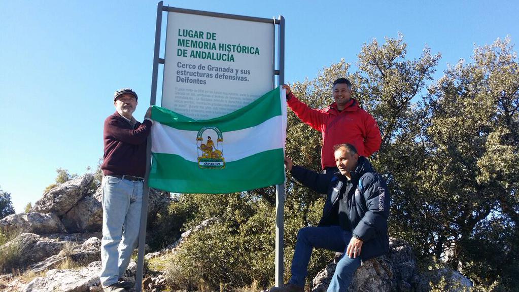 Lugar de Memoria Histórica de Andalucía: Cerco de Granada-Deifontes